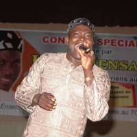 'Golden Voice' to sing for Togo