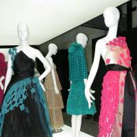 Marc Jacobs' exhibition at the Idol gallery in Aoyama.