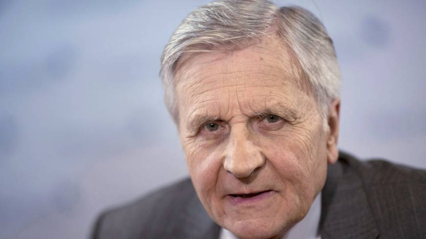 Linchpin: Former European Central Bank President Jean-Claude Trichet.   BLOOMBERG