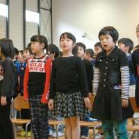 Four tsunami-hit Otsuchi schools merge into one