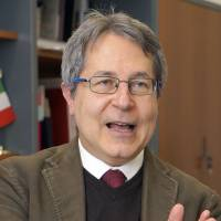 Cultural institute chief hopes to introduce Italy to Japan