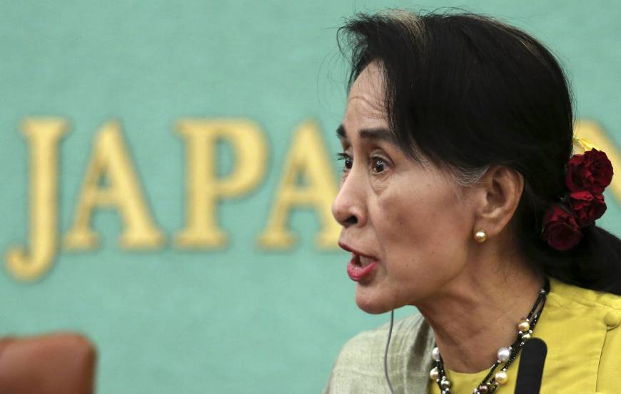 Suu Kyi hopes to surmount obstacles to presidency