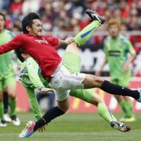 Urawa Reds ease past Shonan Bellmare
