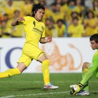 Unbeaten Kashiwa cruise past Central Coast to end ACL first round