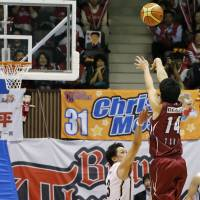 Brave Thunders edge Sea Horses in OT, even JBL Finals