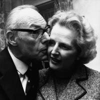 Thatcher 'relentless in home life'