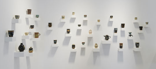 Fired-up tales of ceramics in wonderland