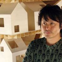 Building hope: Jun Igarashi explains how designs that utilize materials and structure to conserve energy could help change the future of architecture. | MIKE HAMILTON