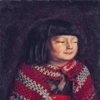 'Portrait of Reiko' (1921), a designated Important Cultural Property. | THE NATIONAL MUSEUM OF MODERN ART, TOKYO