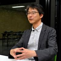 Demystifying culture: Coordinator of the 'Seminars on Japanese Art and Culture' series, Associate Professor Kenji Yanai, says the course — with simultaneous English-language interpretation — will introduce traditional Japanese arts in a tangible and modern manner. | YOSHIAKI MIURA