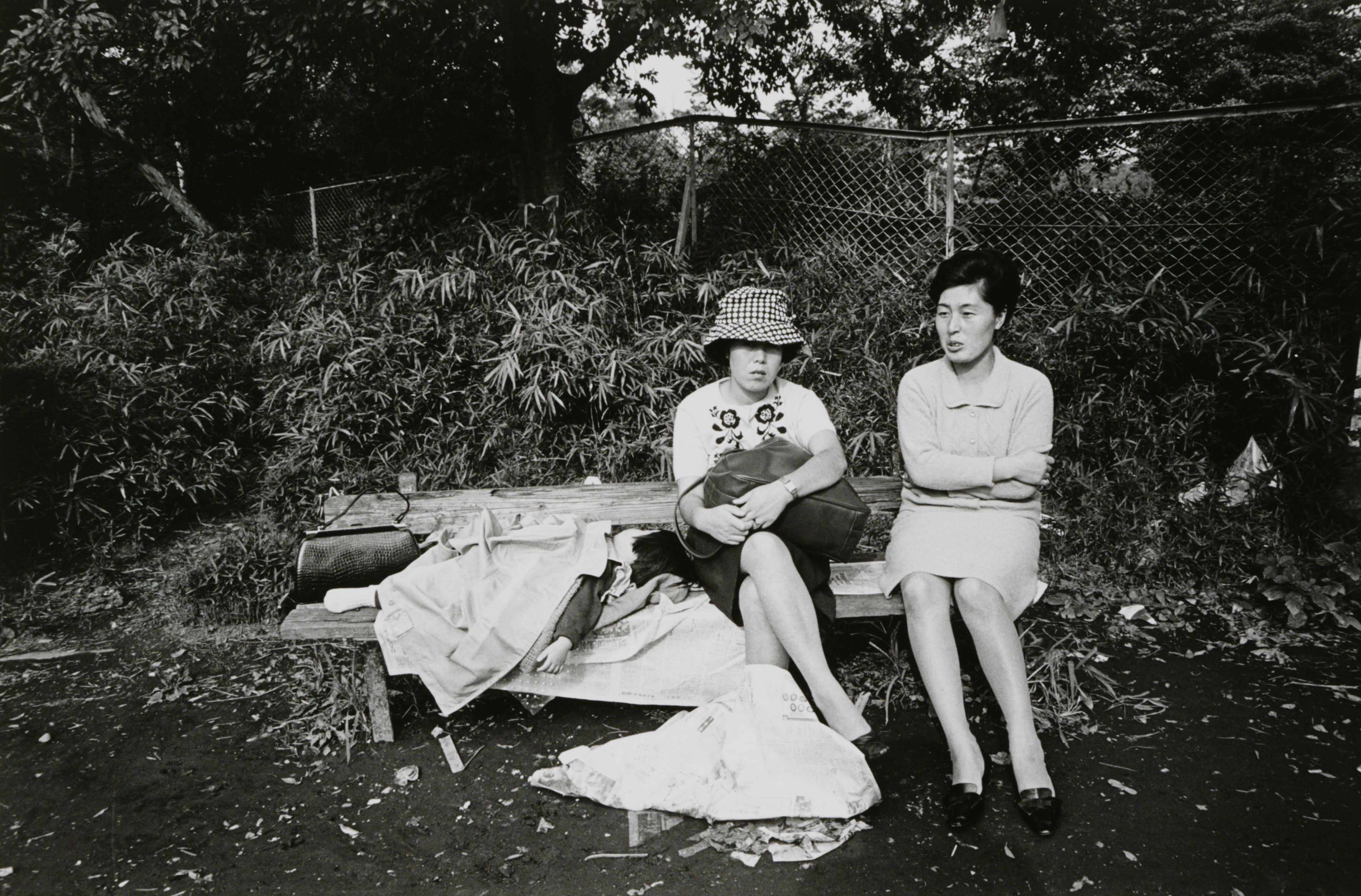 From Shigeo Gocho's series 'Days' (1967-70)   Tokyo Metropolitan Museum of Photography