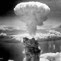 Mushroom cloud: That the first and only country to be atom-bombed and the first and only country to use the atomic bomb as a weapon of war embraced as friends almost immediately afterwards is one of the world's great miracles of international relations.