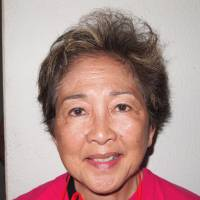 Reiko Sakata, Retired business owner, 72 (American): When I saw the tsunami footage on TV, I knew that — as a Japanese-American — I had to come and help. These are my people in trouble here. That's why I came.
