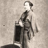 Mrs. Glover: Tsuru Yamamura, Glover's wife from 1870 until her death in 1899, also bore the couple a daughter.