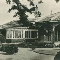 Home from home: 'Ipponmatsu' ('Single Pine Tree') in Nagasaki was the first Western-style house in Japan when Glover had it built in 1863. The tree it was built round blew down in a typhoon in 1905.