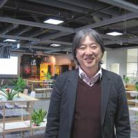 Pushing the envelope:  Toshiya Kubo has organized the Sapporo International Short Film Festival since 2006. | KRIS KOSAKA