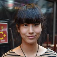 Anna Tanaka, 22, Singer/songwriter (Japanese): I get the impression that Gov. Inose obviously doesn't know much about Islamic counties, so that is probably why he said what he did. He should have thought before he spoke, as there are so many religions all over the world and we need to be careful, so it is a little shameful that he said what did.