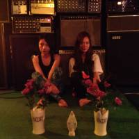 Silence speaks volumes: Minami Yamaguchi (left) of She Talks Silence says recently there has been more fan criticism of Japanese bands who sing in English.