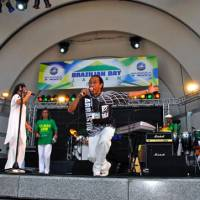 Carnival atmosphere: Musicians perform at last year's Festival Brasil. This year's event looks certain to impress again. | THE BRAZILIAN CHAMBER OF COMMERCE IN JAPAN