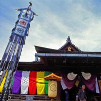 Horyuji: Buddhism's cradle in Japan