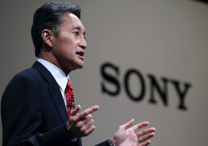 Sony to mull selling stake in show biz