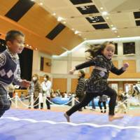 Inactivity amid nuclear crisis leaving Fukushima children out of shape