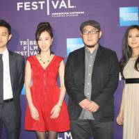 Japanese film on March 11 disasters premiers in New York