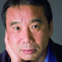 Murakami delivers message to Boston