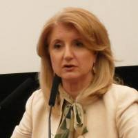 Huffington in Tokyo for launch of Japanese-language version of HuffPost
