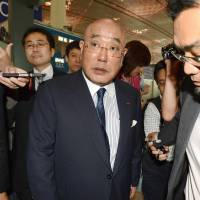 Japan speechless on PR chief's 'secret' N.K. trip