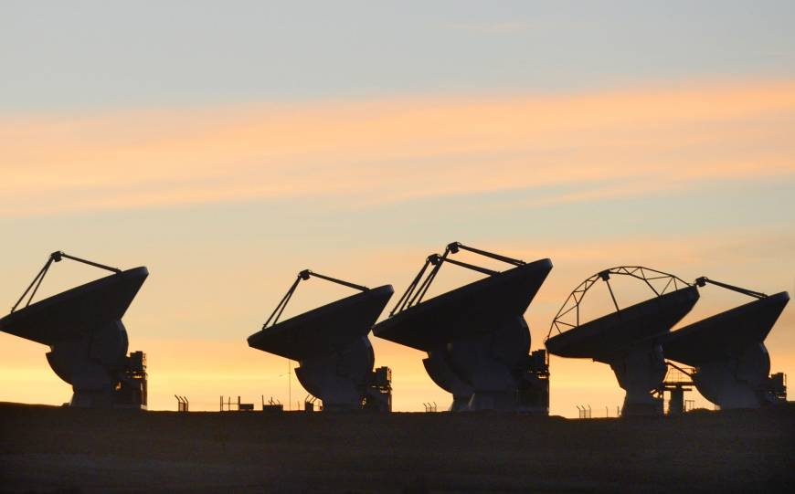 Scientists elated ALMA in full swing