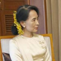 Visiting Abe assures Myanmar of support from 'whole of Japan'