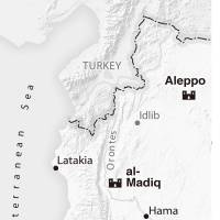 Syrian conflict risks ancient heritage