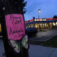 Amanda Berry was believed to have been kidnapped by Castro in April 2003 from this Burger King where she worked. | THE WASHINGTON POST