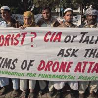 U.S. drone program 'tough to dismantle'