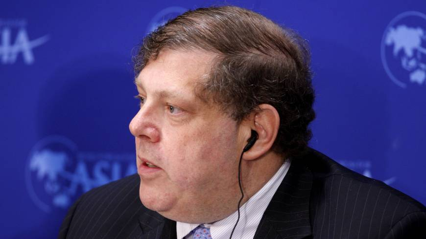 'Passion for technology': The Clinton campaign's chief strategist in 2008, Mark Penn is now out of politics, working as a senior executive at Microsoft.   BLOOMBERG