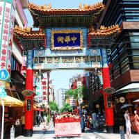 Yokohama's Chinatown is the biggest in Japan, a place where people can enjoy various styles of Chinese cuisine. | YOKOHAMA CHINATOWN DEVELOPMENT ASSOCIATION, YOKOHAMA CONVENTION & VISITORS BUREAU