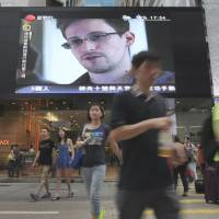 Snowden's stay in H.K. filled with intrigue