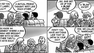 Blind Date Marriage