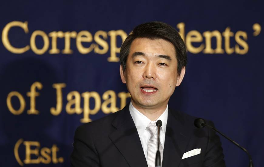 Sifting through the rubble of Hashimoto's political ambitions