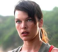 Fight for your life: Milla Jovovich gets ready to rumble in 'A Perfect Getaway.' | © 2009 A PERFECT GETAWAY, LLC. ALL RIGHTS RESERVED.