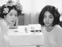 Finding each other: Eriko Nakamura (left) and Hikari Mitsushima star as lovers in 'Kakera,' a tale of finding love and identity. | © 2009 ZERO PICTURES