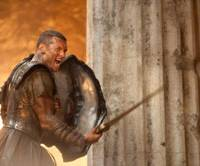 Mortal combat: Sam Worthington as Perseus proves that real men wear skirts in 'Clash of the Titans.' | 2010 WARNER BROS ENTERTAINMENT INC AND LEGENDARY PICTURES