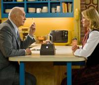 Boxed in: Frank Langella and Cameron Diaz star in 'The Box.'   2009 MRC II DISTRIBUTION COMPANY, LP. ALL RIGHTS RESERVED