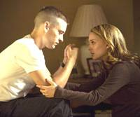 Coming home: Tobey Maguire stars as Sam with Natalie Portman as his wife, Grace, in 'Brothers.' | © 2009 BROTHERS PRODUCTION, LLC. ALL RIGHTS RESERVED.