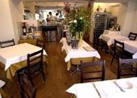 Terauchi presents Italian cucina at its simplest and best, free of frills and pretension.