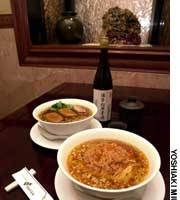 Whether it's for the noodles or the Shanghai crab, Shinsekai Saikan can be relied on for sturdy, old-school Chinese fare.