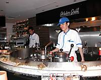 Tokyo is developing a taste for oysters on the half shell, and one of the best places to find them is the Water Grill Oyster Bar, with branches in Nishi-Azabu (above) and Akasaka.