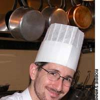 Chef Stefano Faustro (above) serves up fine food from his native region of the Veneto in his eponymous restaurant, Stefano.