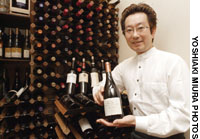 While rl more casual than the original Arossa, the new Arossa in Sangenjaya keeps the focus on dishes and wine from Down Under, handpicked by owner Takuo Takeshita.